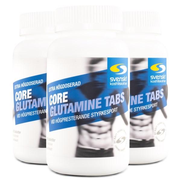 Core Glutamine Tabs 360 tabl