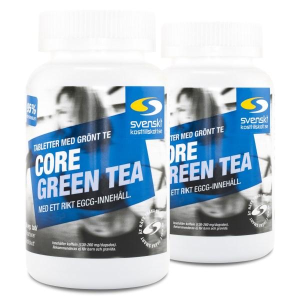 Core Green Tea 120 tabl