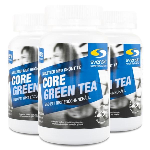 Core Green Tea 180 tabl