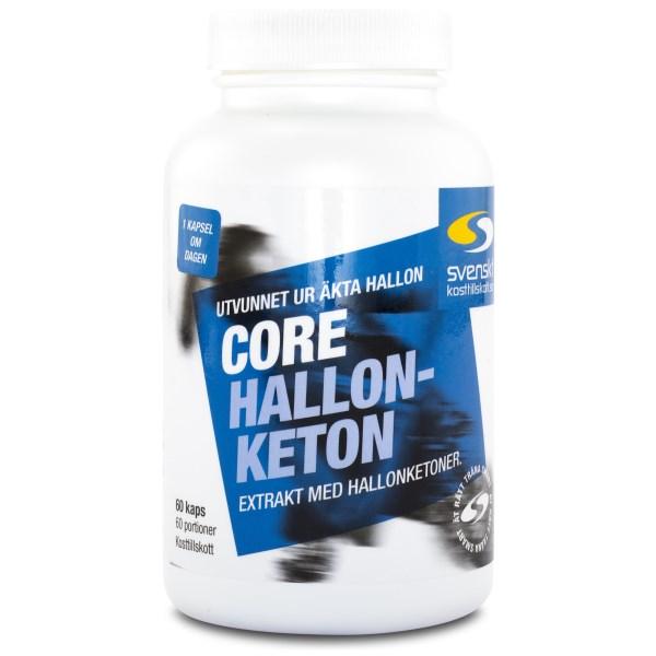 Core Hallonketon 60 kaps