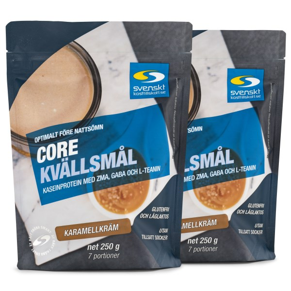 Core Kvällsmål 500 g Karamellkräm