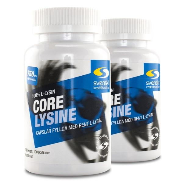 Core Lysine 200 kaps