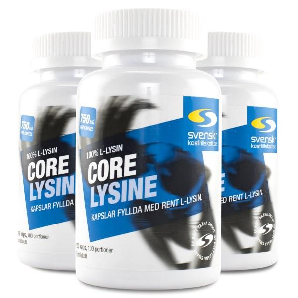 Core Lysine 300 kaps