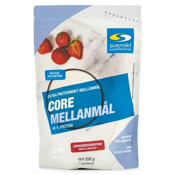 Core Mellanmål 350 g Jordgubbssmoothie