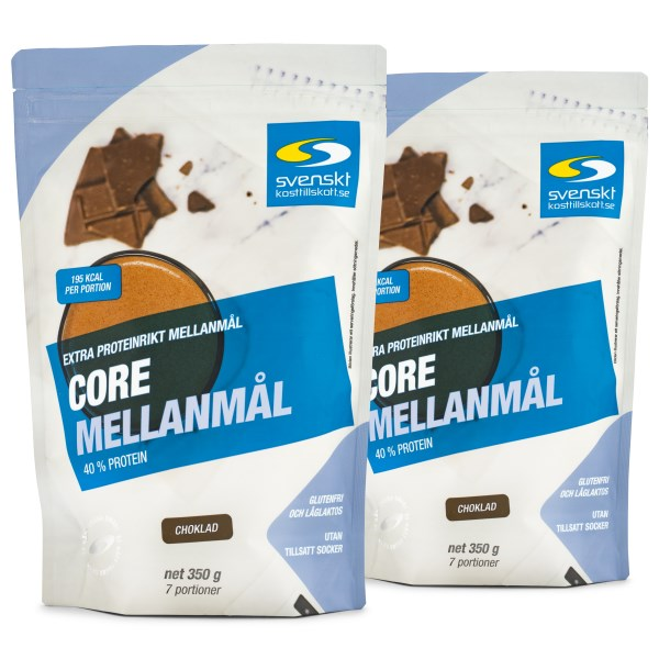 Core Mellanmål 700 g Choklad