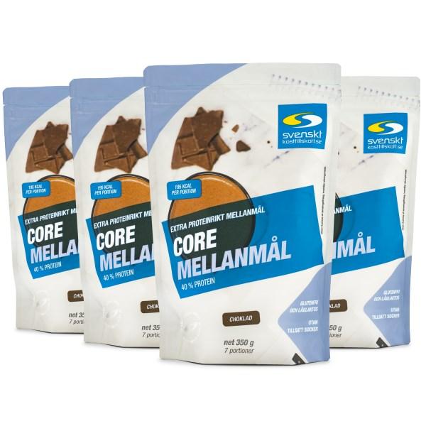 Core Mellanmål 1,4 kg Choklad