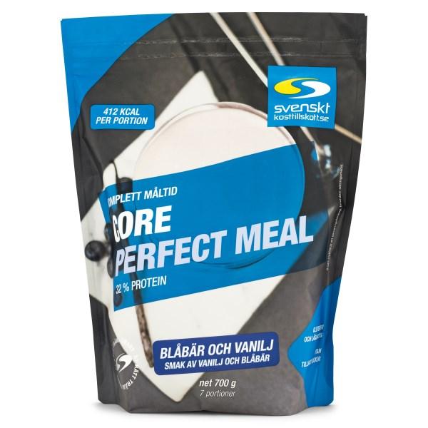 Core Perfect Meal 700 g Blåbär vanilj