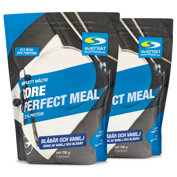 Core Perfect Meal 1,4 kg Blåbär vanilj