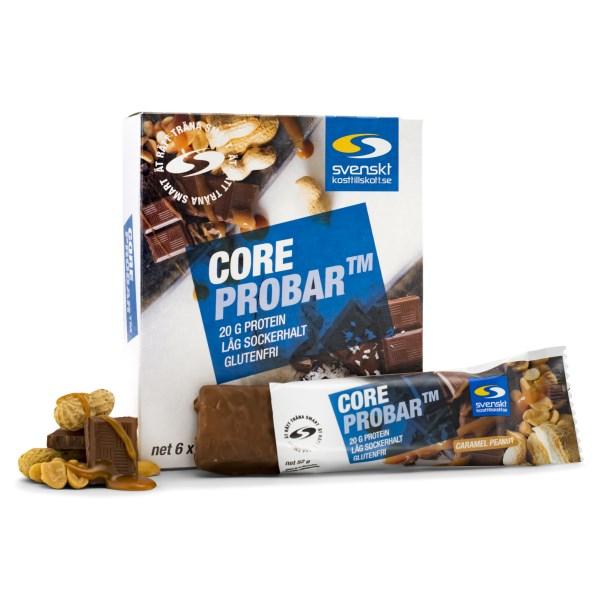 Core PROBAR Caramel Peanut 6-pack