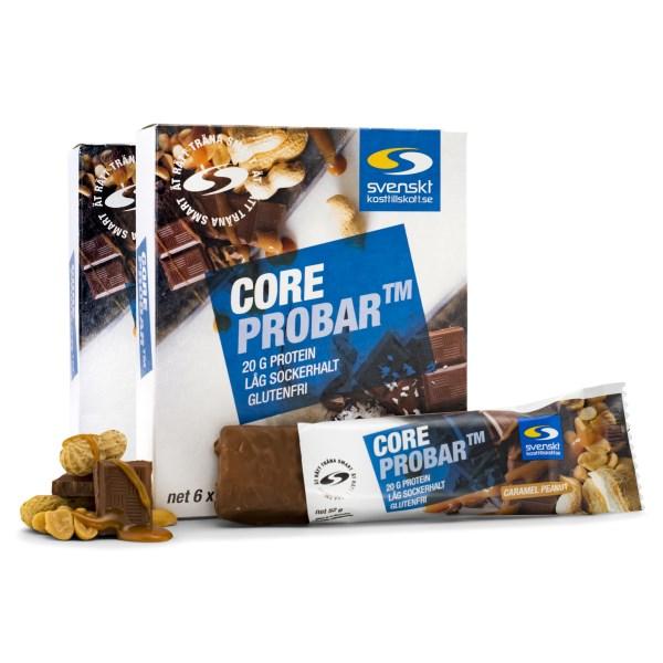 Core PROBAR Caramel Peanut 12-pack