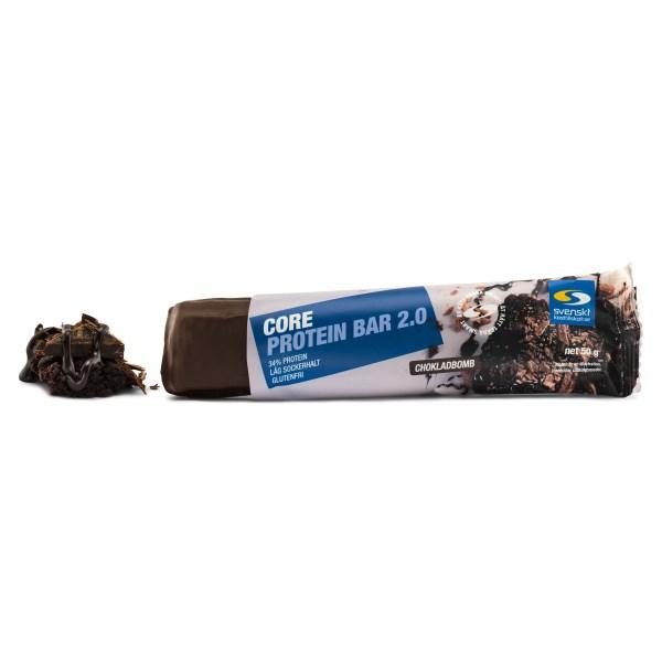 Core Protein Bar 2.0 Chokladbomb 1 st