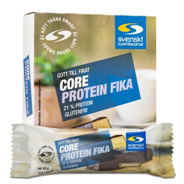 Core Protein Fika Arraksboll 6-pack