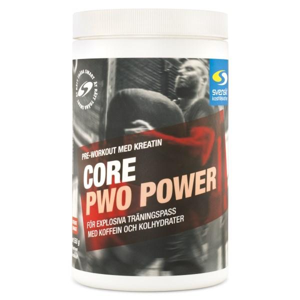 Core PWO Power Intense Orange 550 g