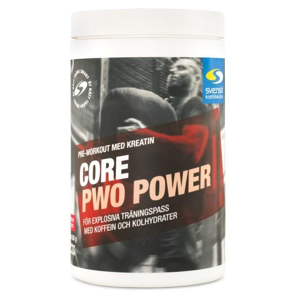 Core PWO Power Melon Twist 550 g