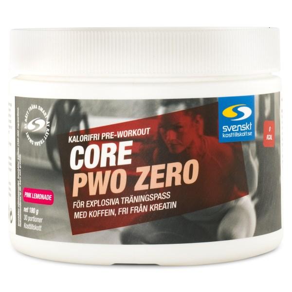 Core PWO Zero Pink Lemonade 180 g