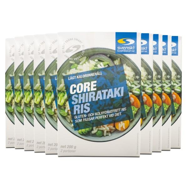 Core Shiratakiris 10 st
