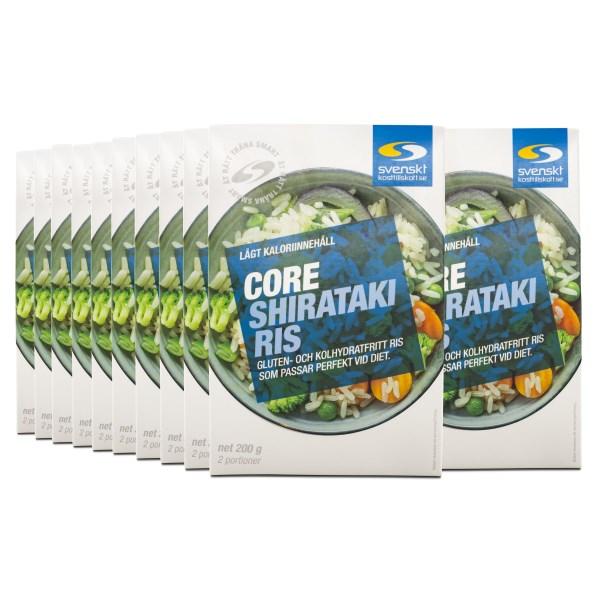 Core Shiratakiris 20 st
