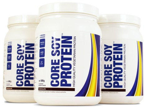 Core Soy Protein 3-pack