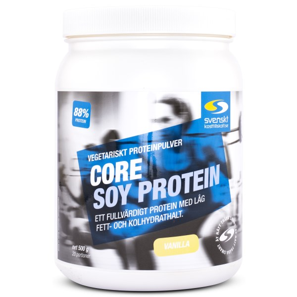 Core Soy Protein Vanilj 500 g
