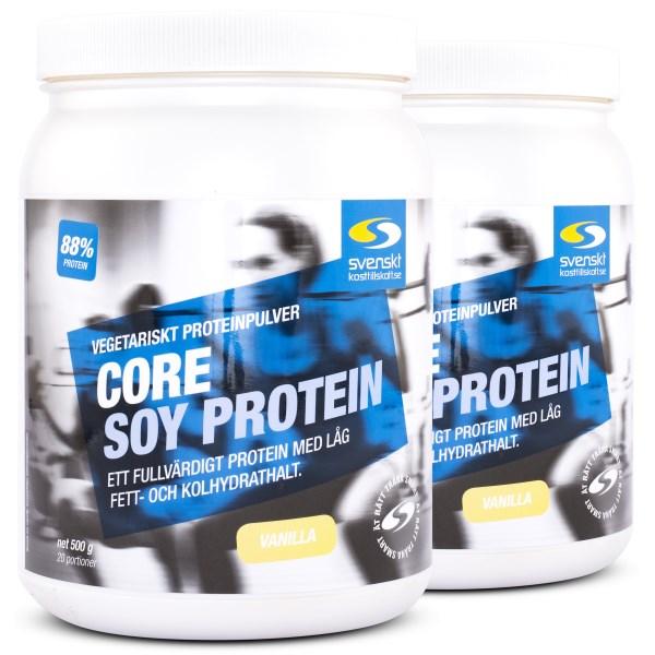 Core Soy Protein Vanilj 1 kg