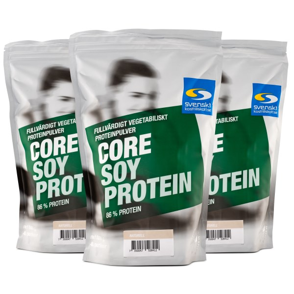 Core Soy Protein Naturell 3 kg