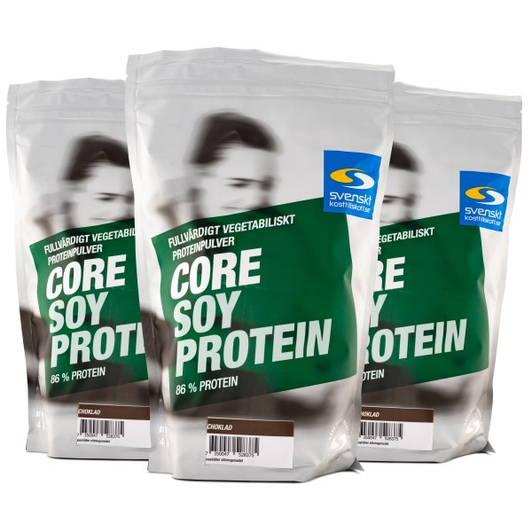 Core Soy Protein Choklad 3 kg