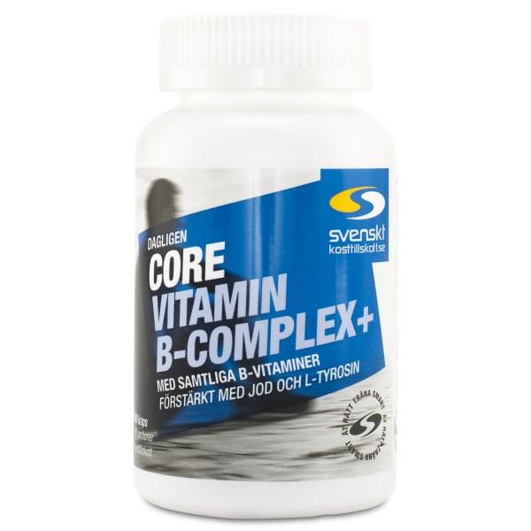 Core Vitamin B-Complex+ 90 kaps
