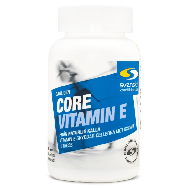 Core Vitamin E 90 kaps