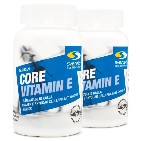 Core Vitamin E 180 kaps