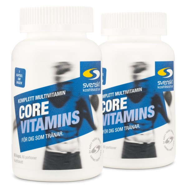 Core Vitamins 120 kaps