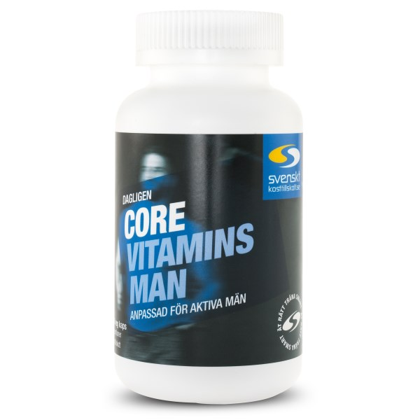 Core Vitamins Man 120 kaps