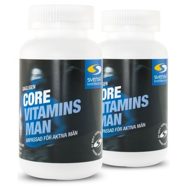 Core Vitamins Man 240 kaps
