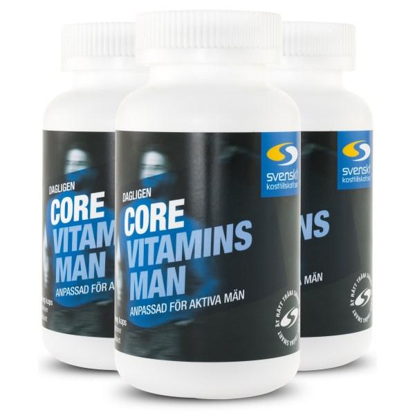 Core Vitamins Man 360 kaps