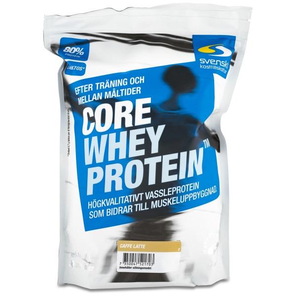 Core Whey Protein Kaffe Latte 1 kg