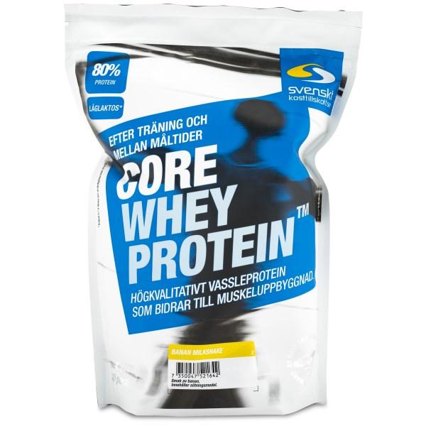 Core Whey Protein Banan Milkshake 1 kg