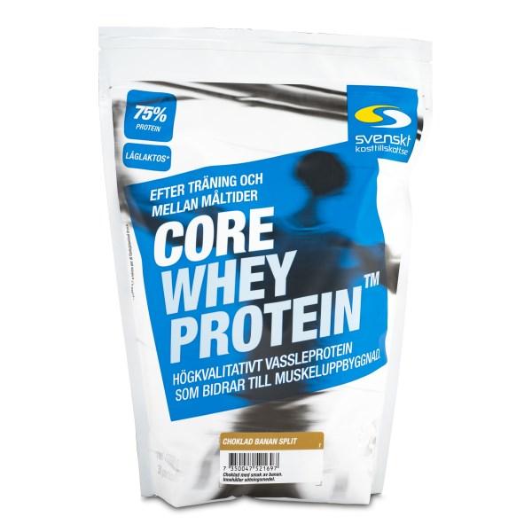 Core Whey Protein Choklad Banan Split 1 kg