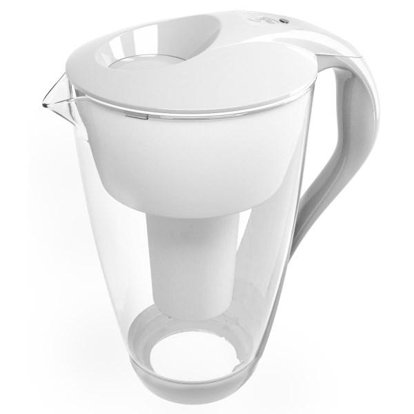 Dafi Vattenrenare Glas 2,0 L Vit