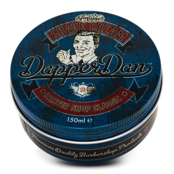 Dapper Dan Shaving Cream 150 ml