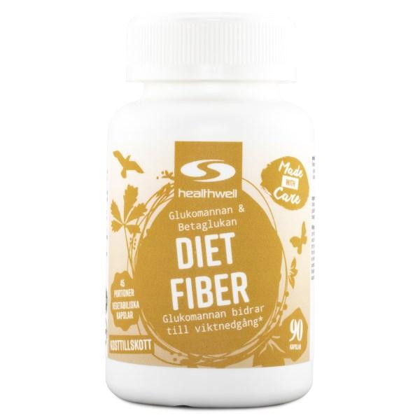 Diet Fiber 90 kaps