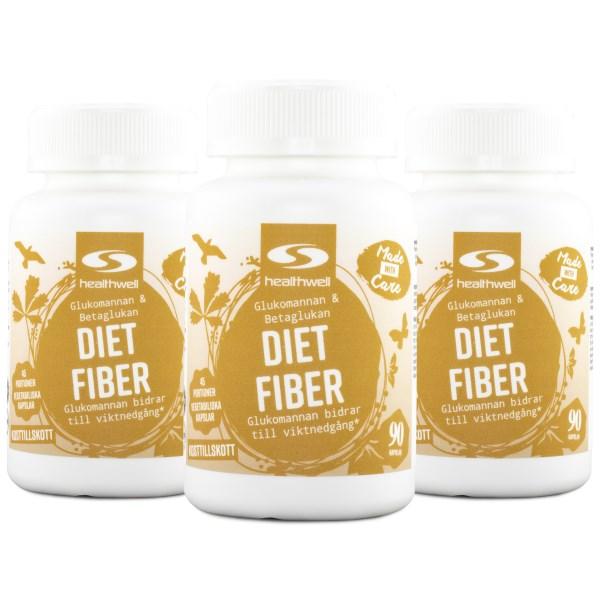 Diet Fiber 270 kaps