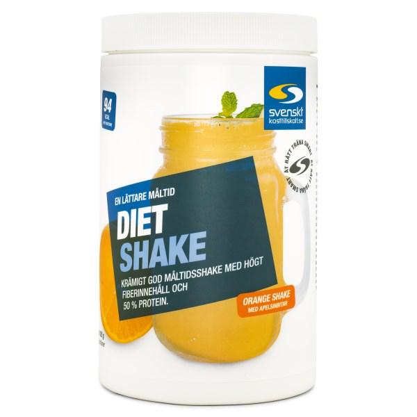 Diet Shake Apelsin 420 g