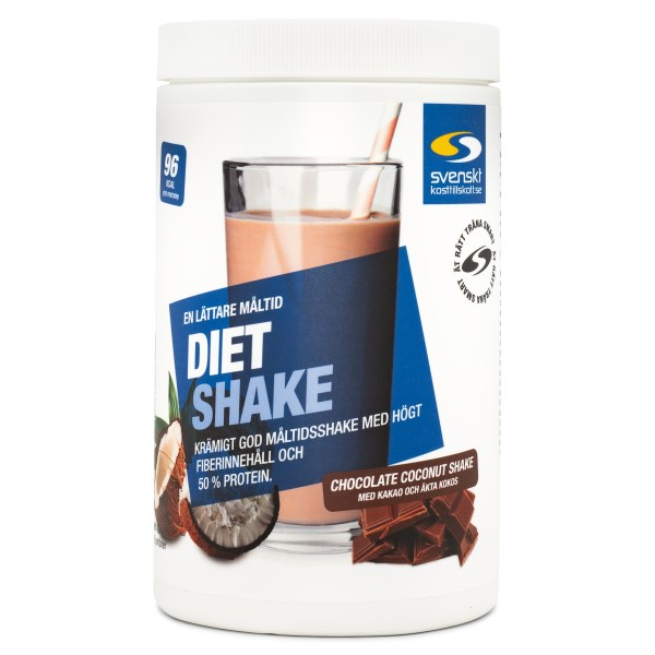 diet shake choklad
