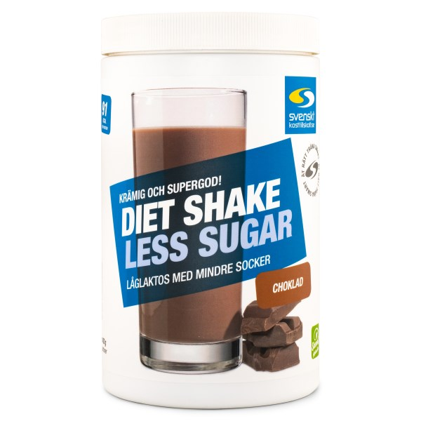 Diet Shake Less Sugar Chocolate Stevia 420 g