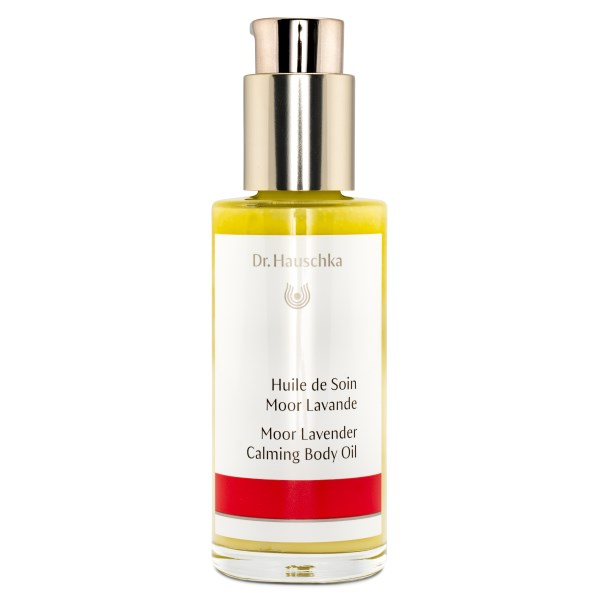 Dr Hauschka Body Oil 75 ml Lavender Calming