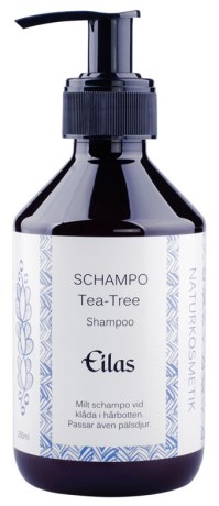 Eilas Schampo Tea-Tree
