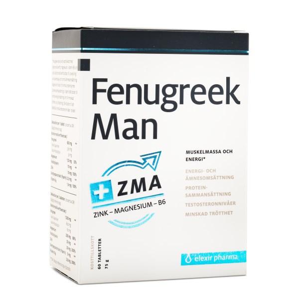 Elexir Pharma Fenugreek Man 60 tabl