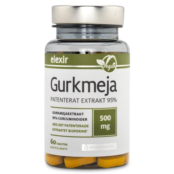 Elexir Pharma Gurkmeja 60 tabl