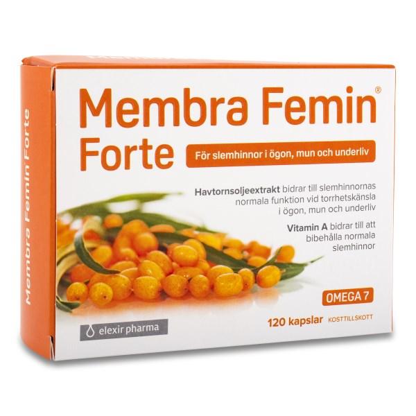 Elexir Pharma Membra Femin Forte 120 kaps