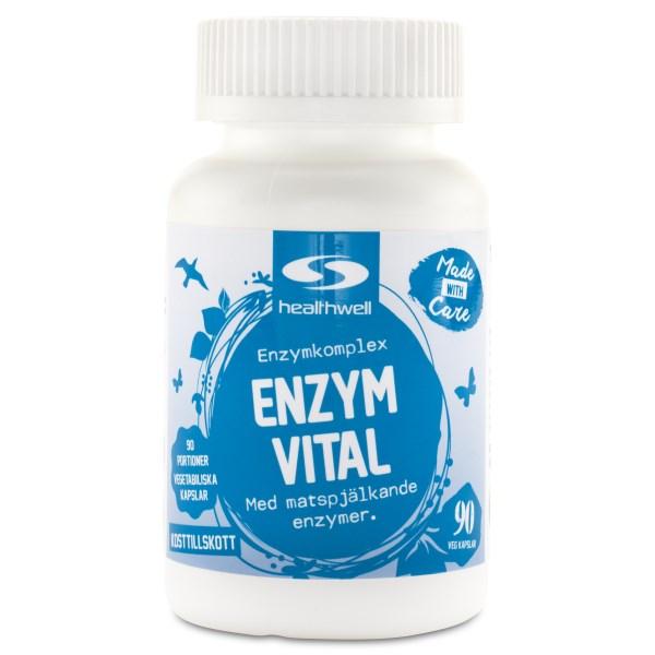 Enzym Vital 90 kaps