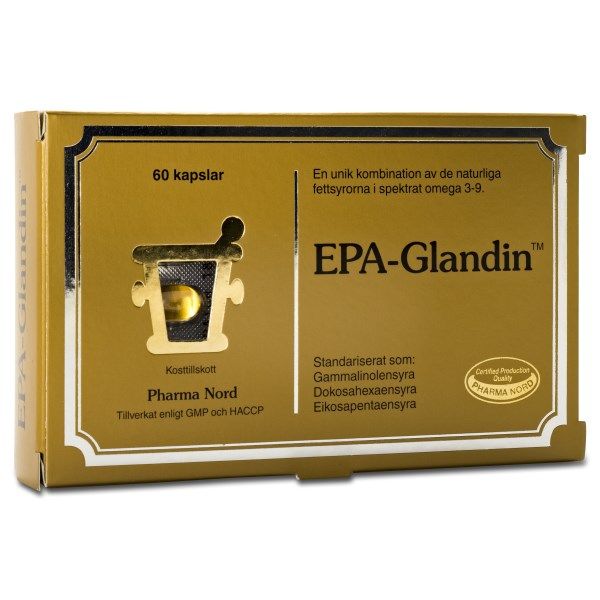 EPA-Glandin 60 kaps